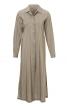 Сукня сорочкового крою з боковими розрізами - фото 2
