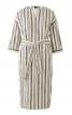 Сукня сорочкового крою без коміра - фото 2