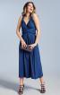 Сукня-трансформер із довгими зав'язками - фото 1