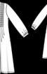 Сукня з пластроном в стилі батик - фото 3