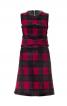 Сукня А-силуету з рельєфними швами - фото 2