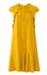 Сукня з воланами у рельєфних швах - фото 2