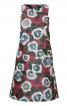 Сукня А-силуету з кишенями у швах - фото 2