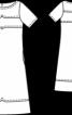 Сукня А-силуету - фото 3
