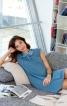 Сукня міні А-силуету - фото 1