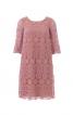 Сукня мереживна А-силуету - фото 2