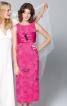 Сукня А-силуету зі знімним бандо - фото 1
