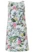 Сукня-футляр А-силуету з рельєфними швами - фото 2