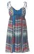 Сукня на тонких бретелях і з високою талією - фото 2
