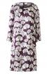 Сукня багатоярусна з вирізом-човником - фото 2
