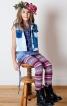 Сукня з кулісками в бокових швах - фото 1