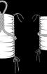 Сукня з кулісками в бокових швах - фото 3