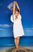 Сукня розкльошена на кокетці - фото 1