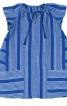 Сукня А-силуету з рукавами-крильцями - фото 2