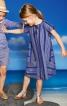 Сукня А-силуету з рукавами-крильцями - фото 1