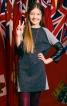 Сукня у стилі колор-блокінг - фото 1