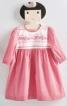 Сукня з пишною спідницею і довгими рукавами - фото 1