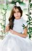 Сукня трикотажна з нижньою спідницею - фото 5