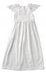 Сукня максі з рукавами-крильцями - фото 2