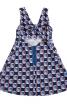 Сукня відрізна із зав'язкою на спинці - фото 4