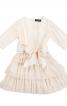 Сукня відрізна з пишними оборками - фото 2