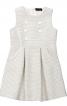 Сукня букле із широкою спідницею - фото 2
