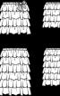 Сукня без бретелей із каскадом оборок - фото 3