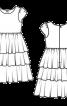 Сукня святкова з пишною спідницею - фото 3