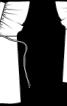 Сукня трикотажна з рукавами-крильцями - фото 3