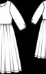 Сукня святкова з батистового шитва - фото 3