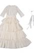 Сукня і прикраса для волосся - фото 2