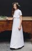 Сукня і болеро із застібкою на спинці - фото 1