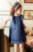 Дитяча сукня А-силуету з оборками - фото 1