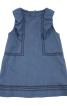 Дитяча сукня А-силуету з оборками - фото 2