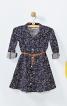 Сукня-сорочка з пишною спідничкою - фото 1