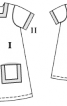 Сукня А-силуету із застібкою на спинці - фото 3