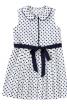 Сукня з комірцем і спідницею в складку - фото 2