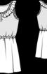 Сукня в стилі колор-блокінг - фото 3