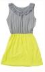 Сукня в стилі колор-блокінг - фото 2