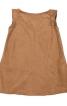 Сукня замшева А-силуету з вирізом на спинці - фото 2