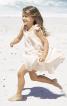Сукня А-силуету на бретелях - фото 1