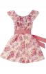 Сукня відрізна з оборками - фото 2