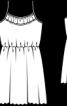 Сукня на тонких бретелях - фото 3