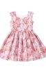 Сукня з пишною спідницею для дівчинки - фото 2