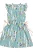 Сукня розкльошена від талії - фото 2