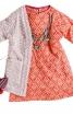Сукня А-силуету з довгими рукавами - фото 1