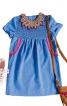 Сукня зі знімним коміром  - фото 1