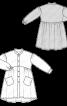 Сукня-сорочка із завищеною лінією талії - фото 3