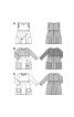 Сукня силуету ампір комбінована - фото 6
