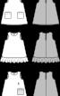 Сукня-трапеція з кишенею - фото 3